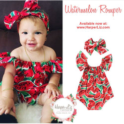 fa25909cd Baby Girl Clothes, Trendy Toddler Clothes | Harper Liz Boutique