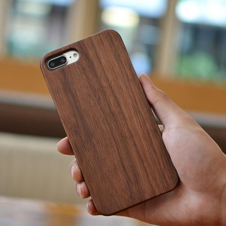 separation shoes 648e9 bf1be Natural Blank Wood Bamboo Case Hard Back Cell Phone Case Luxury  Customizable Wooden Cover For Iphones and Samsungs