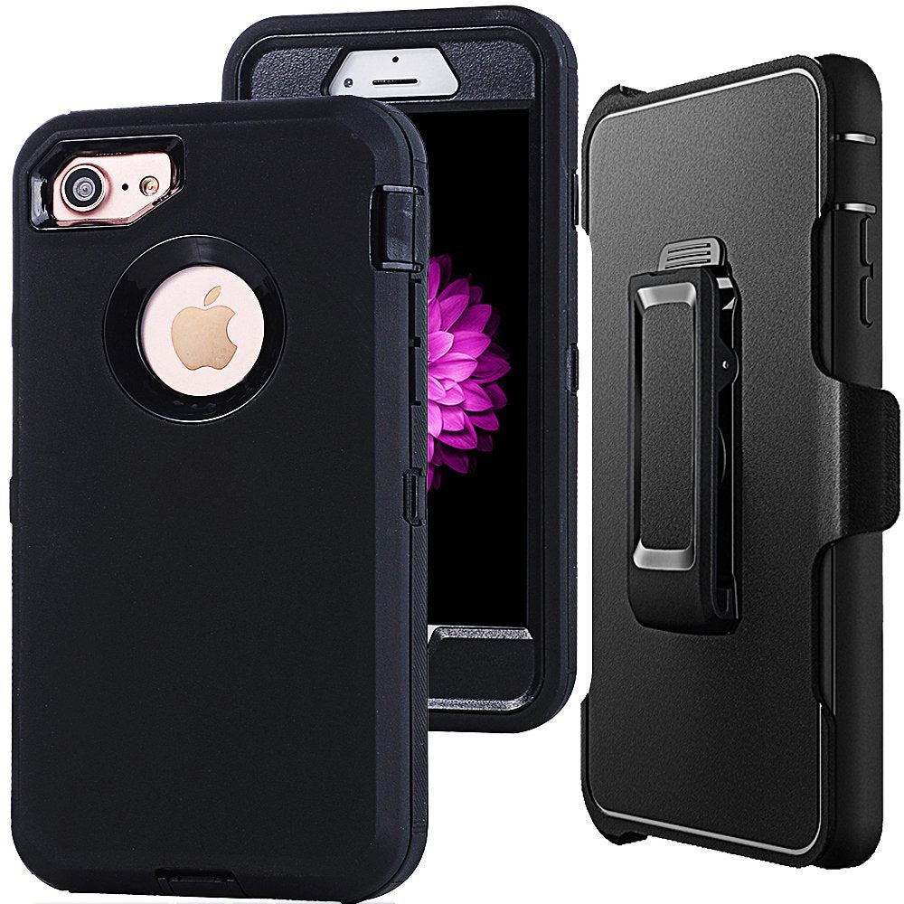 san francisco 45467 69755 Best Selling Heavy Duty Built-in Screen Protector and Belt Clip Defender  Cases
