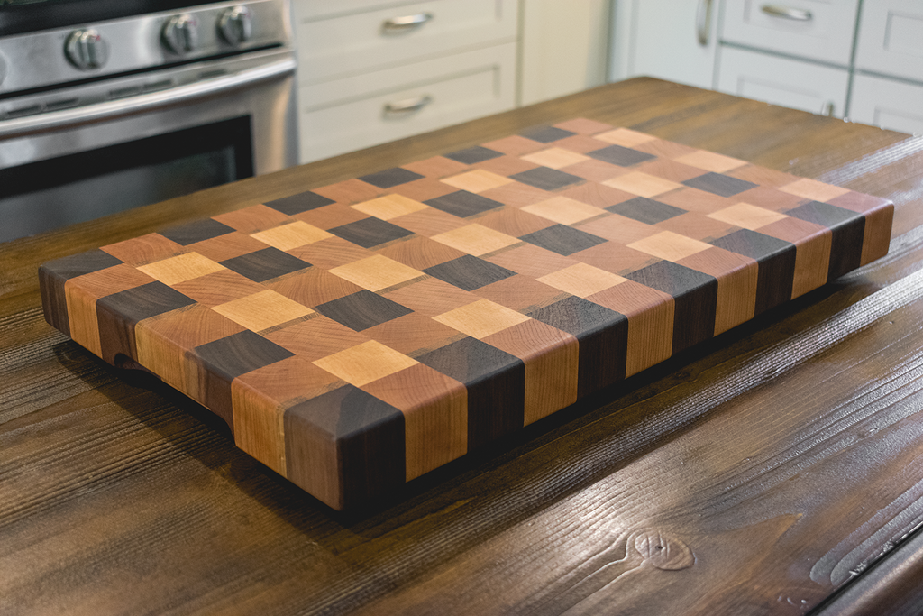End Grain - Cherry / Maple / Walnut / White Oak