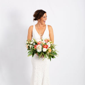 Amalfi Coast Bridal Bouquet - Large