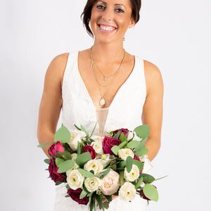 Barcelona Bridal Bouquet - Large