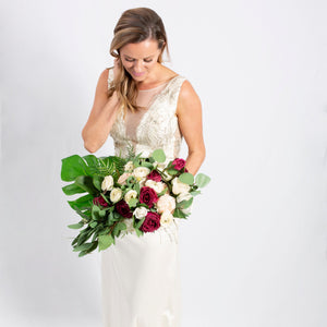 Barcelona Bridal Bouquet - XL