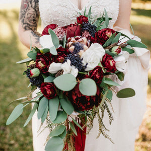 CUSTOM BRIDAL BOUQUET