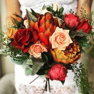 Moroccan Dreams Bridal Bouquet