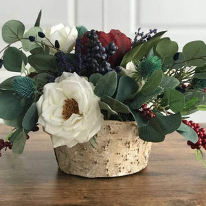 Wildflower Bohemian Small Arrangement - Faux Flowers