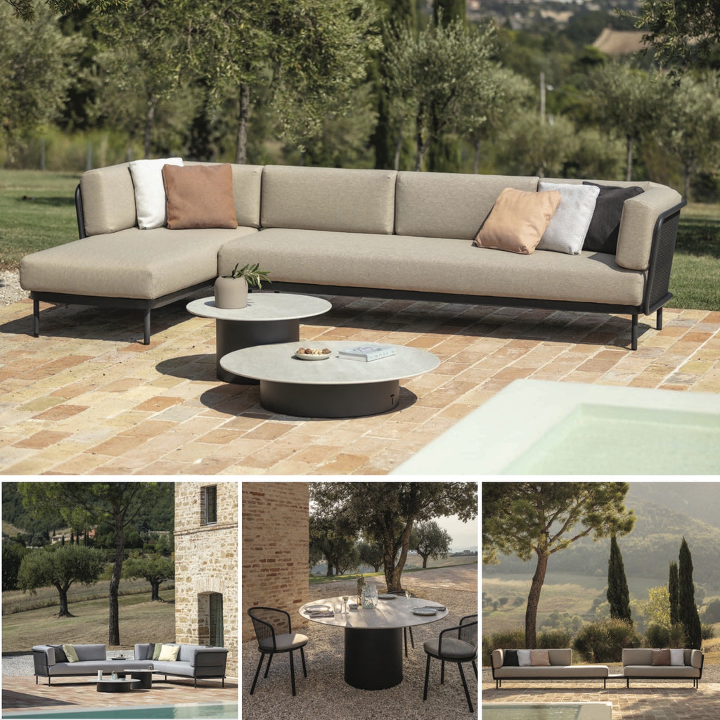 NIEUWE OUTDOOR LOUNGE SETS BY STUDIO SEGERS