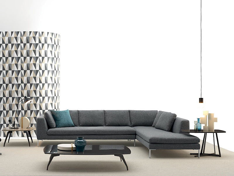 COLLINS sofa by Alberta made in Italy