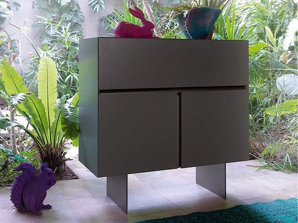 SETTANTA sideboard by Rossetto DIRECT LEVERBAAR !