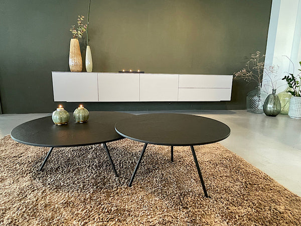 DP ronde salontafel/coffee table by Metaform