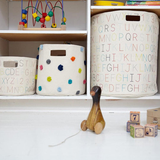 Petit Pehr - PETIT PEHR Storage Bin - Available at Boutique PinkiBlue