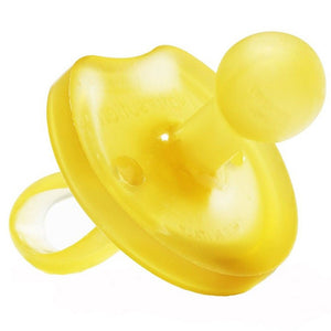NATURSUTTEN Butterfly Rounded Pacifier - PinkiBlue
