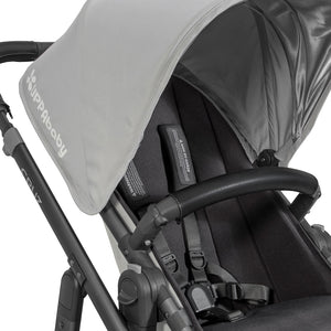 UPPABABY Leather Bumper Bar Cover - PinkiBlue