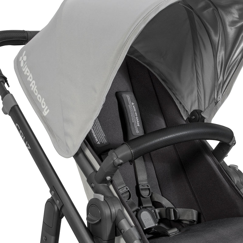 UppaBaby - UPPABABY Leather Bumper Bar Cover