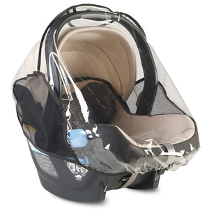 UPPABABY Mesa Infant Car Seat RainShield - PinkiBlue