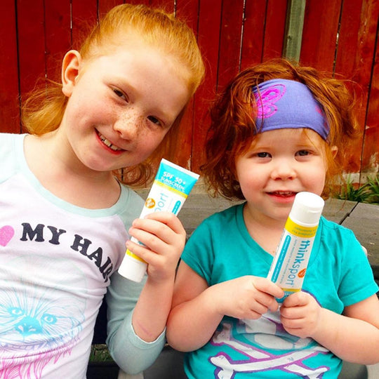 ThinkBaby - THINKSPORT SPF 50+ Kids Sunscreen - Boutique PinkiBlue