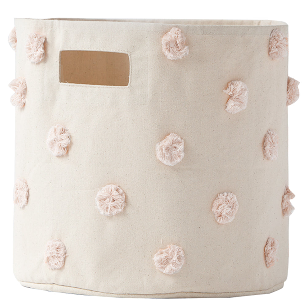 Petit Pehr - PETIT PEHR Storage Bin - Pom Pom - Available at Boutique PinkiBlue