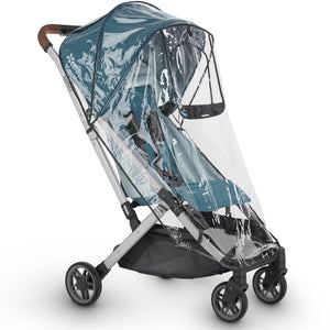 UPPABABY Minu Stroller Rain Cover - PinkiBlue