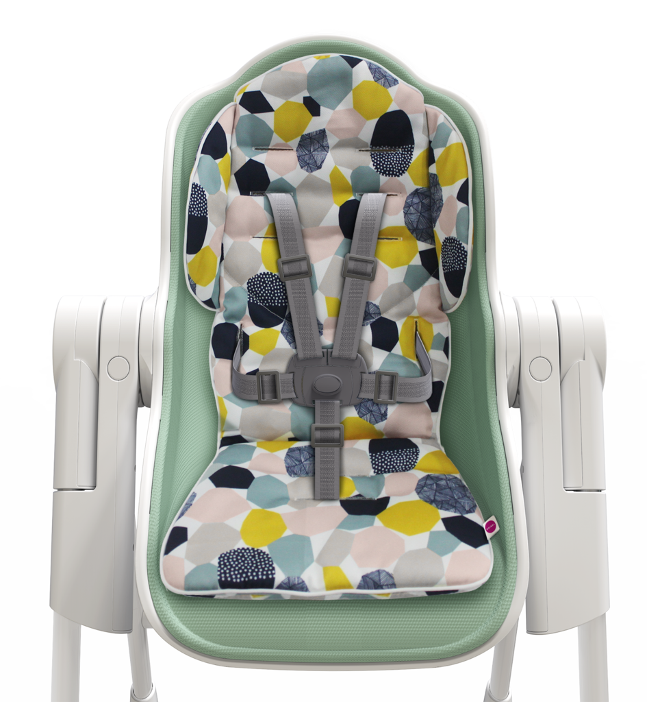 Oribel - ORIBEL Cocoon High Chair Seat Liner - Available at Boutique PinkiBlue