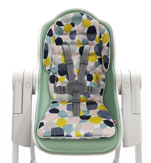 ORIBEL Cocoon High Chair Seat Liner - PinkiBlue