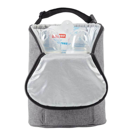 Skip Hop - SKIP HOP Grab & Go Double Bottle Bag - Available at Boutique PinkiBlue