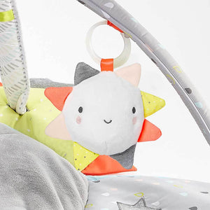 SKIP HOP Silver Lining Cloud Activity Gym - PinkiBlue