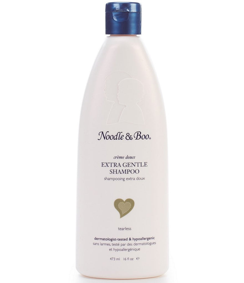 Noodle & Boo - NOODLE & BOO Sibling Size Extra Gentle Shampoo - 16oz - Available at Boutique PinkiBlue