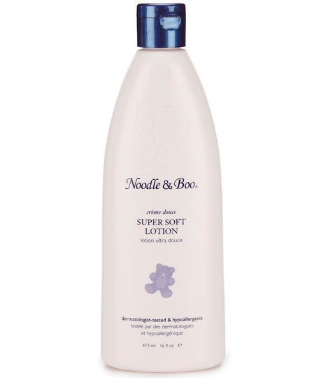 Noodle & Boo - NOODLE & BOO Sibling Size Super Soft Lotion - 16oz - Available at Boutique PinkiBlue