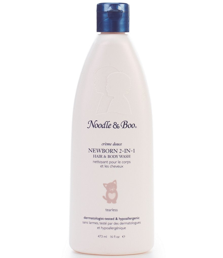 Noodle & Boo - NOODLE & BOO Newbord 2-in-1 Hair & Body Wash - Available at Boutique PinkiBlue