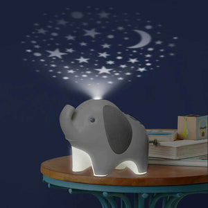 SKIP HOP Moonlight & Melodies Nightlight Soother - PinkiBlue