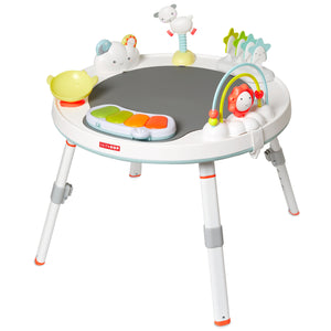 SKIP HOP Explore & More 3 Stage Activity Center - Silver Lining