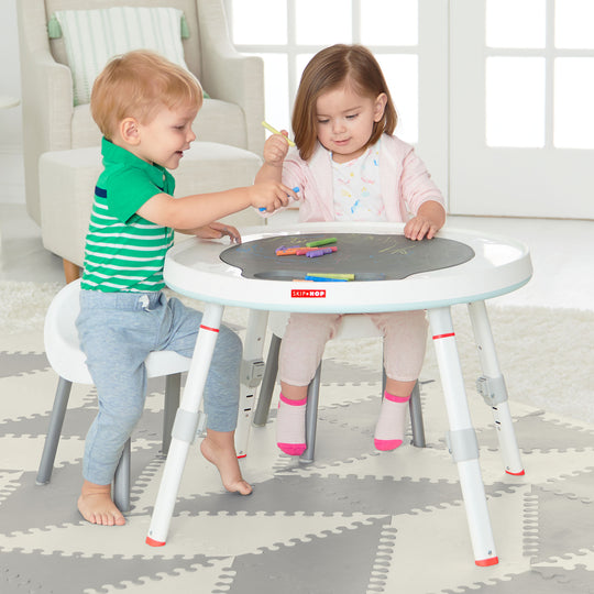 SKIP HOP Silver Lining Cloud Baby's View Activity Center