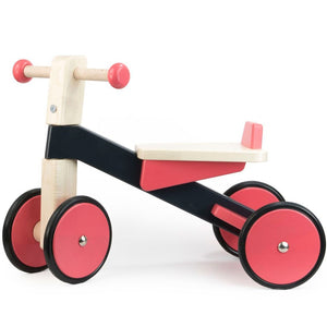 BAJO Wooded Toys BajoCycle - PinkiBlue