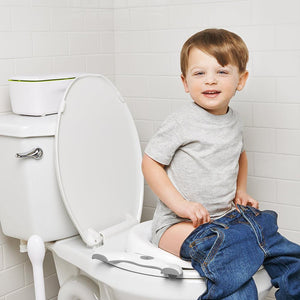 OXO On The Go Potty Chair - PinkiBlue