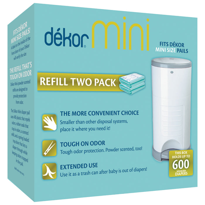 DEKOR MINI Biodegradable Refills