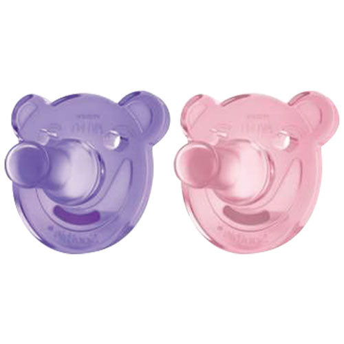 PHILIPS AVENT Soothie Bear Pacifier