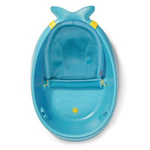 SKIP HOP Moby Smart Sling 3-Stage Tub - PinkiBlue