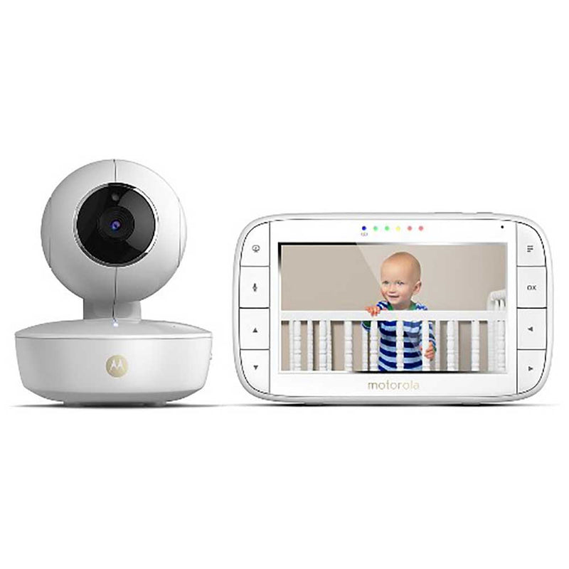 Motorola - MOTOROLA Portable Video Baby Monitor - Available at Boutique PinkiBlue