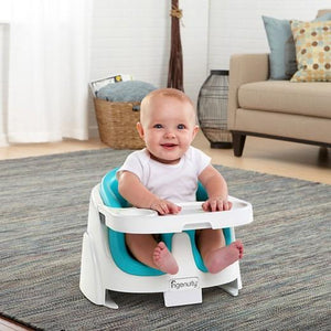 INGENUITY Baby Base 2-in-1 - PinkiBlue