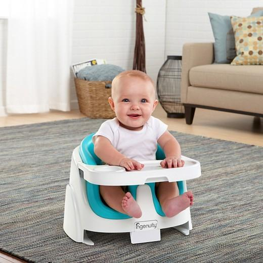 Ingenuity - INGENUITY Baby Base 2-in-1 - Available at Boutique PinkiBlue