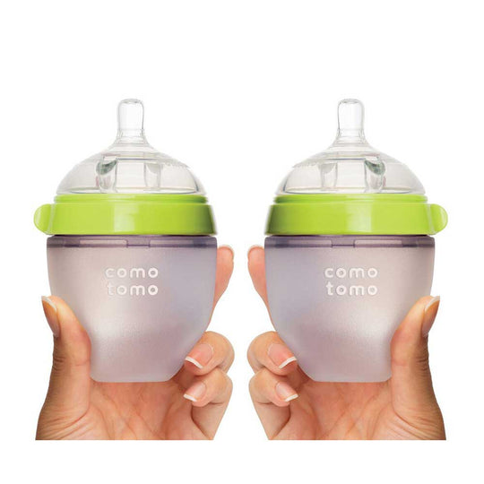 Comotomo - COMOTOMO Baby Bottle 2PK - Available at Boutique PinkiBlue
