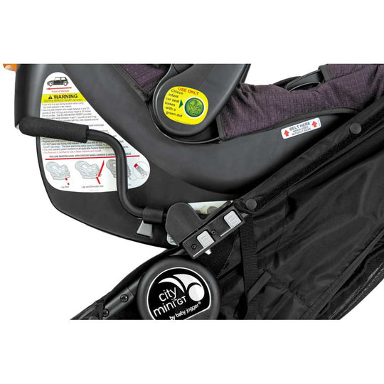 Baby Jogger - BABY JOGGER Car Seat Adapter - Chicco/Peg Perego