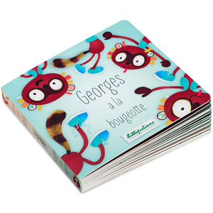 LILLIPUTIENS Reversible Book - George A La Bougeotte - PinkiBlue