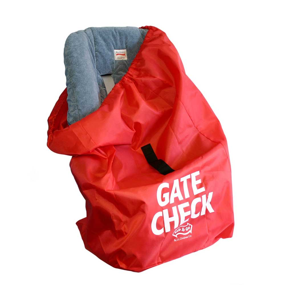 JL Childress - JL CHILDRESS Car Seat Gate Check Bag - Available at Boutique PinkiBlue