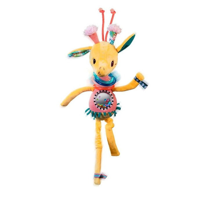 LILLIPUTIENS Dancing Rattle - Zia