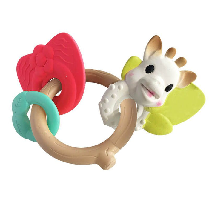SOPHIE LA GIRAFE So Pure Natur' Chew Rattle