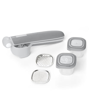 SKIP HOP Easy Prep Food Press Set - PinkiBlue