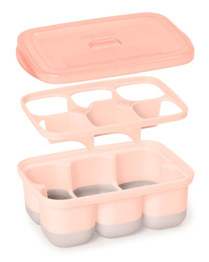 SKIP HOP Easy-Fill Freezer Trays - PinkiBlue