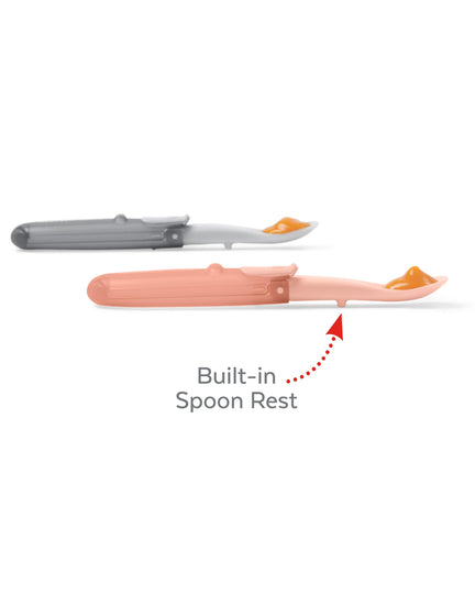 SKIP HOP Easy Fold Travel Spoons