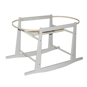 JOLLY JUMPER Rocking Bassinet Stand - PinkiBlue